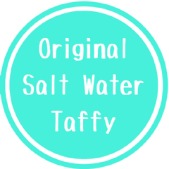 100g Original Salt Water Taffy Chunk Bag